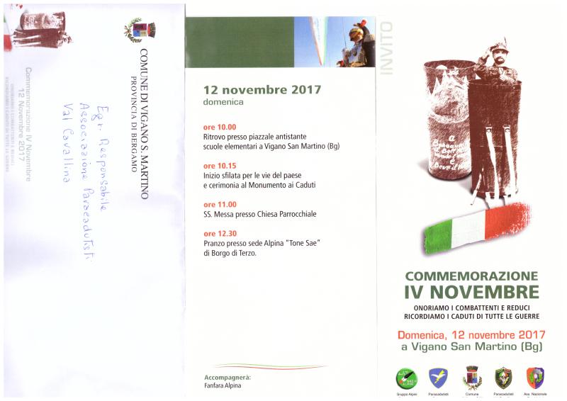 Vigano 4 novembre